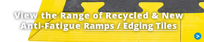 View the range of Recycled and new MotoMat Anti fatigue Ramps from Mototile